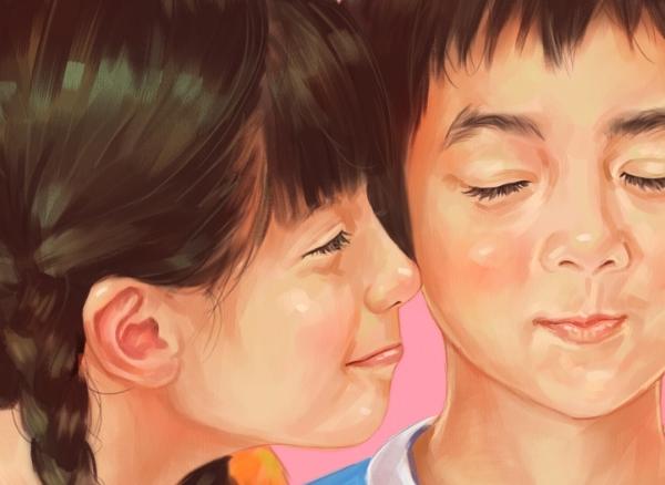 รับวาดภาพดิจิตอลเพ้นท์ Digital painting By Jab...