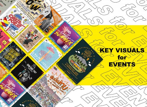 รับออกแบบ Infographic , Poster, Key Visual