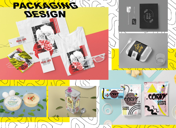 ออกแบบ Packaging