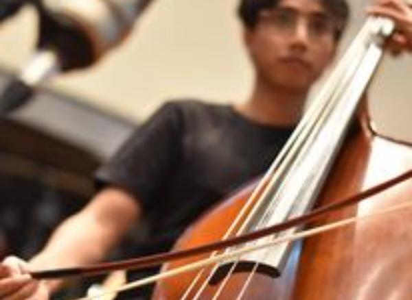 รับสอน Double Bass