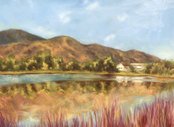 Oil on canvas 60×80