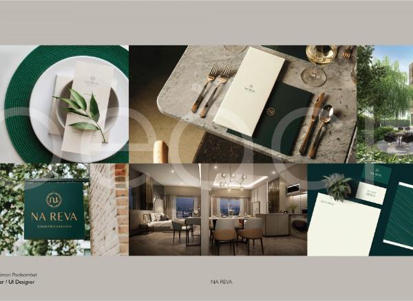 รับออกแบบงาน Branding, CI Book, Stationery,...