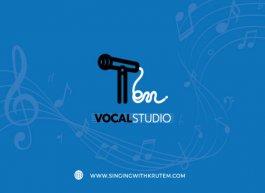 เรียนร้องเพลงและการใช้เสียงแบบศิลปิน