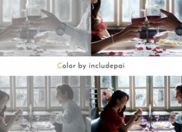 Color Grading ทำโทนสี Video