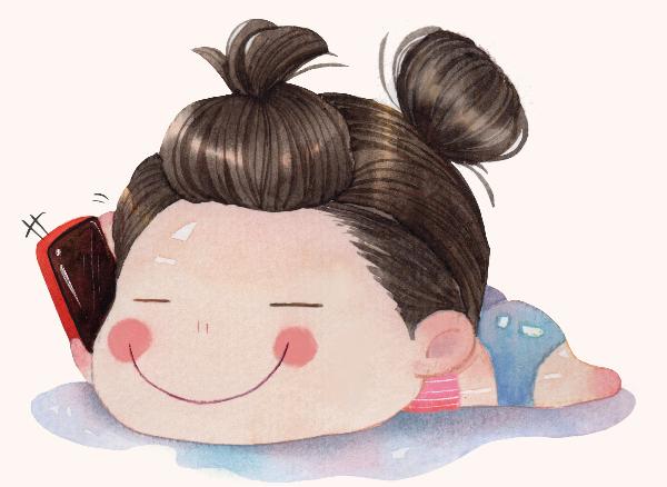 รับวาดการ์ตูนchibi art