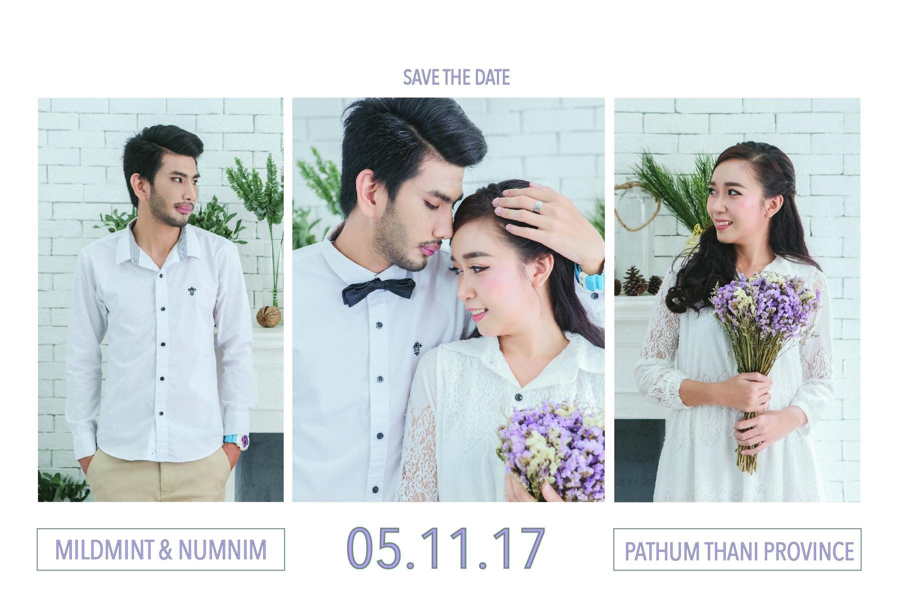 ออกแบบการ์ดแต่งงาน การ์ดต่างๆ