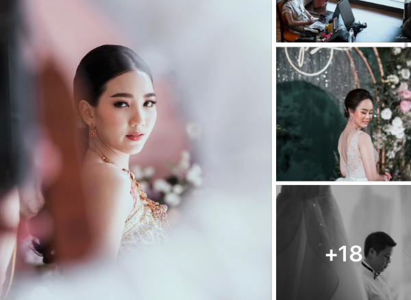 รับถ่ายภาพและวีดีโองานแต่งงาน